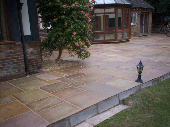 Patio - Heswall